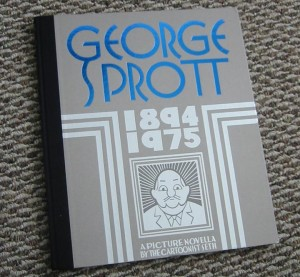 Front cover of 'George Sprott (1894 - 1975)' by Seth