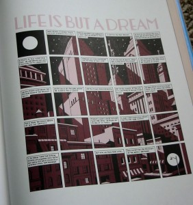 'Life is But a Dream' page from George Sprott