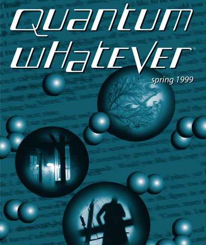 Front cover of Quantum Whatever 2.1