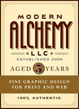 Modern Alchemy LLC: Aged 5 Years