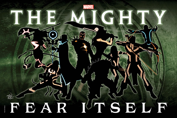 """""""Fear Itself: The Mighty"""""""