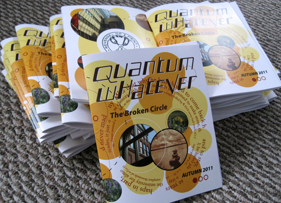 Copies of Quantum Whatever: The Broken Circle