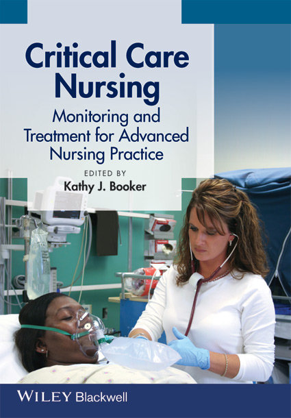 Front cover of Critical Care Nursing