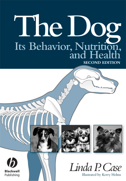Front cover of 'The Dog,' by Linda Case