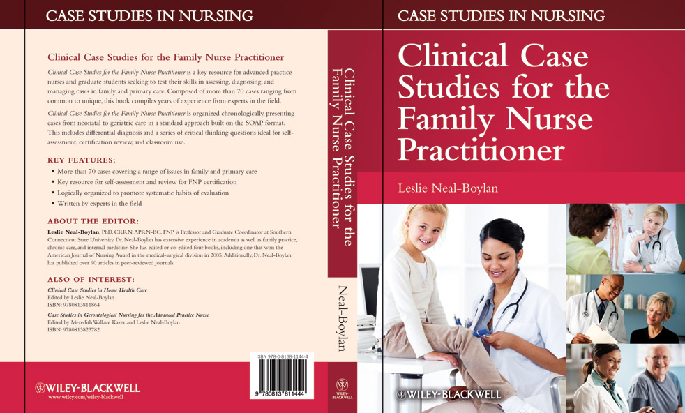 Front cover of a Case Study in Nursing